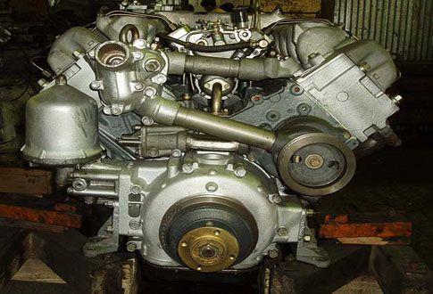 камаз фото двигатель