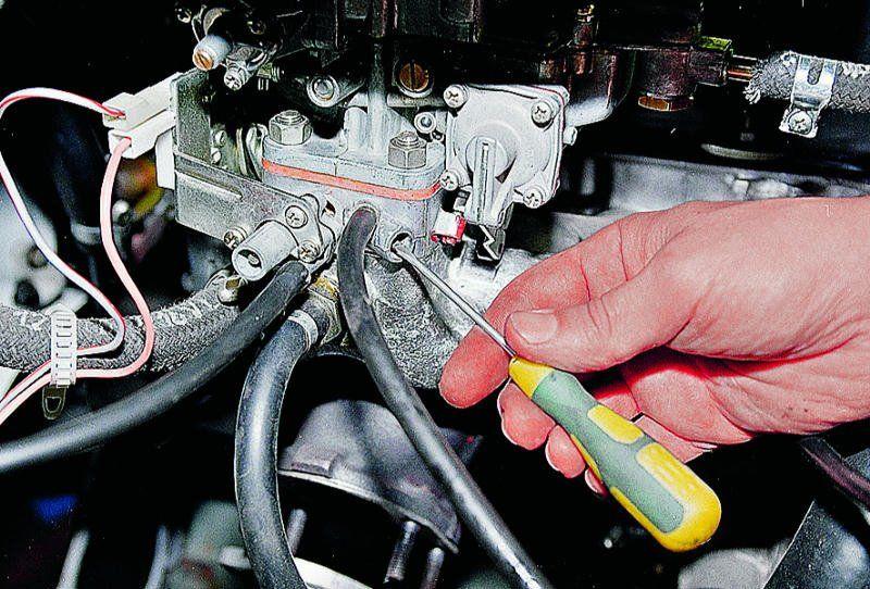 Ваз 2107 ремонт карбюратора своими руками